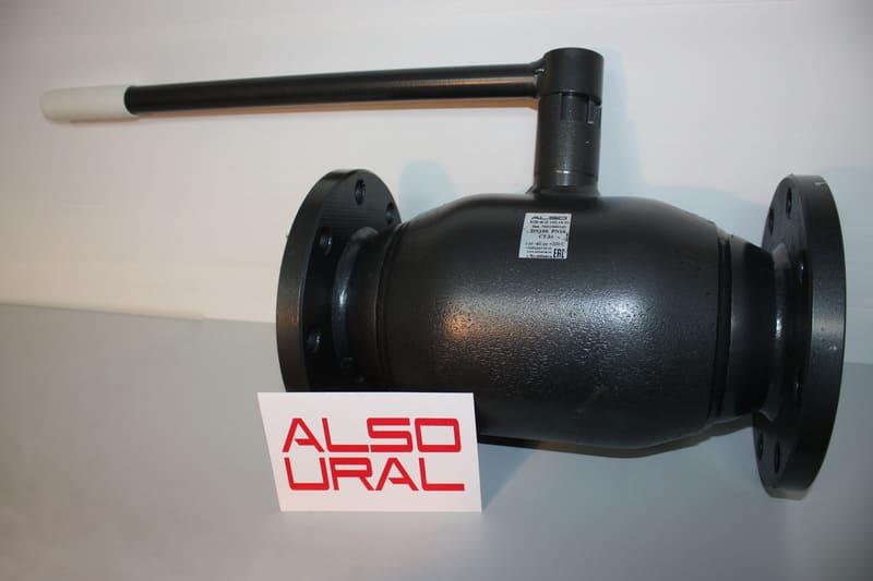 Кран шаровой фланцевый КШ.Ф.П.100.16-01 Ду100 Ру16