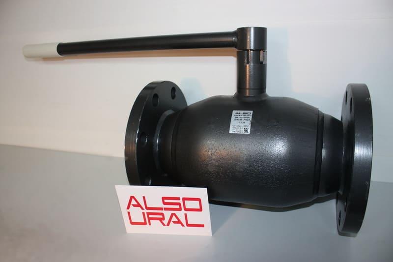 Кран шаровой фланцевый КШ.Ф.П.100.25-01 Ду100 Ру25